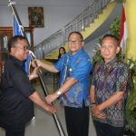 PWI Kota Tomohon 2020-2023 Dilantik, Walikota JFE: Wartawan Dan Pemerintah Perlu Bersinergi