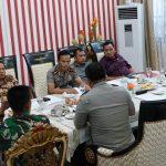 Bupati ROR Pimpin Rapat Forkopimda dan FKUB Minahasa