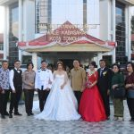 Walikota JFE Catat Perikahan  Ricky Dan Sonia
