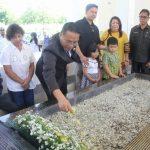 Peringati Hut Ke 17 Kota Tomohon, Pemkot Tomohon Gelar Upacara Ziarah