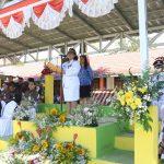 Peringatan HUT Ke-17 Kota Tomohon, Di Kecamatan Tomohon Utara