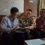 Walikota JFE Lakukan Sensus Penduduk Online