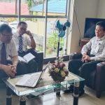 Walikota Bersama Panitia HUT PI Dan HUT GMIM Bersinode, Audiensi Dengan Ketua Sinode