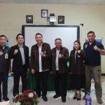 Walikota JFE Ujian Proposal, Tahap I Magister Administrasi Publik