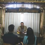 Walikota JFE Catat Pernikahan Suhardi Dan Moreyne Moningka