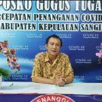 Hasil Test Swab Satu PDP Asal Kecamatan Manganitu, Negatif Covid-19