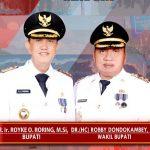 Pemkab Minahasa di Bawa Kepemimpinan ROR- RD  Raih WTP ke 6 Kali Dari BPK