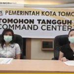 Di Tomohon, Tidak Ada Penambahan Kasus Positif Covid-19, Masyarakat Diimbau Tetap Waspada