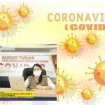 Data Terkini Penyebaran Covid-19 Di Kota Tomohon, Dari 18 Kasus Terkonfirmasi Positif, Hanya 1 Orang Meninggal Dunia.