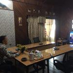 Walikota JFE Ikuti Musrenbangnas 2020 Melalui Vicon