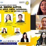 Webinar AMPI Tomohon Sukses, JGE Dan MEP Di Support Penuh Oleh DPP AMPI Maju Pilkada