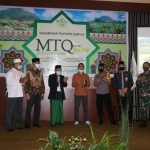 MTQ Ke-VIII Kota Tomohon Tahun 2020 Di Gelar