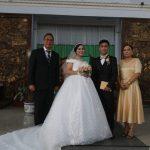 Walikota JFE Jadi Saksi Pernikahan  Rizky Rondonuwu Dan Tesalonika Karamoy