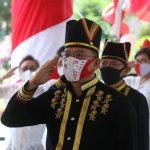 Detik-detik Proklamasi, Peringatan HUT Ke-75 Republik Indonesia Di Kota Tomohon