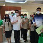 Ikuti Tes Kesehatan, MDB – HJP Buktikan Sehat Mental dan Jasmani untuk Pimpin Manado