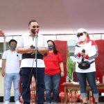 Wabup RD Buka Rangkaian HUT Proklamasi RI ke-75 di Minahasa