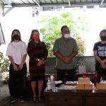 Keluarga Wabup RD Rayakan HUT Perkawinan Dengan Berbagi Kasih di Panti Asuhan