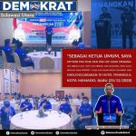 AHY : MOR-HJP Layak Pimpin Kota Manado