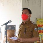Walikota Caroll Senduk, Pimpin Apel Perdana Jajaran Pemkot Tomohon