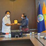 Lobi Penambahan Kapal SAR Dan Personil, Gaghana Sambangi Kantor Pusat Basarnas