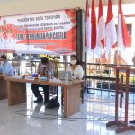 Ketua DPRD Djemmy Sundah, Jadi Narsum Pembumian Pancasila