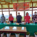 Kukuhkan Poktan, Wawali Lumentut: Kelompok Tani Harus Punya Semangat Gotong Royong
